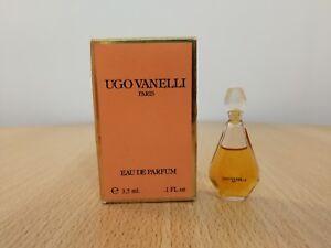 Ugo Vanelli for women 3.5 ml EDP Miniature Mini Perfume Fragrance w/ box
