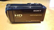 Sony Handycam HDR-CX115E Caméscope Full Hd (Baisse du prix!)