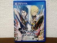 USED PSV Macross Delta Scramble PS Vita JAPAN Import PlayStation Vita
