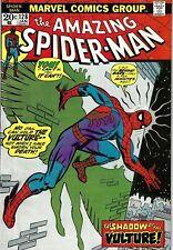 Amazing Spider-Man 128 Vulture VG+ 1974 Glossy