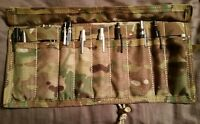 NEW Crye Precision Multicam Military Pen Pencil Case Made by US Army OIF Veteran