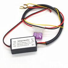 RGB Controlador LED Coche Luz de Marcha Diurna Lámpara DRL Auto Interruptor