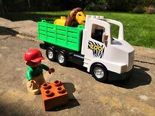 LEGO DUPLO Zoo Truck Set 6172