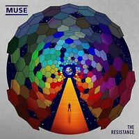 MUSE 'THE RESISTANCE' 2 X 180G VINYL LP REISSUE - NEW & SEALED