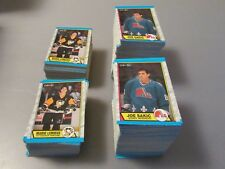 2 1989 90 OPC Hockey Complete Set 1-330 Joe Sakic Rookie MINT FREE SHIPPING