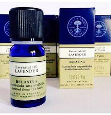 Organic 10ml Lavender Essential Oil. Neals Yard