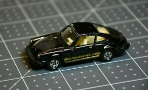 Rare Black and gold Tomica No F3 Porsche 911S 1976 TOMY Made in Japan
