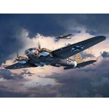 REVELL Heinkel He111 H-6 1:48 Plastic Model Plane Kit 03863