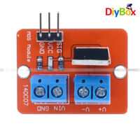 2PC MOSFET Button IRF520 MOSFET Driver Board Module For Arduino ARM Raspberry pi