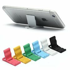 Lovely Universal Foldable Mini Cell Phone Desk Stand Holder For iPhone / Samsung
