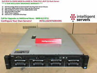 Dell PowerEdge R510 2x X5670 64GB PercH200 2x 750W PSU 8LFF 2U Rack Server