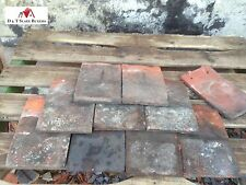 Reclaimed / Second-hand Clay Bracknell Roofing Tiles