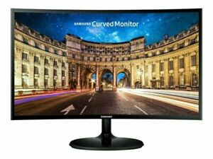 "SAMSUNG Essential Super Slim Design Curved Monitor 27"" CF390"