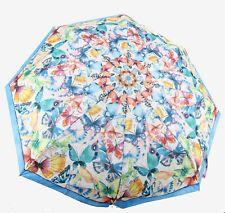 Brighton NEW $25 Multicolor Butterfly Butterlflies Suncatcher Umbrella 611Y