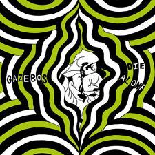 GAZEBOS - Die Alone Cassette Tape - SEALED New Copy - Garage Rock Album