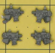 Warhammer 40K Space Marines Space Wolves Thunderwolf Cavalry Bolt Pistols