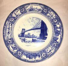 Wedgwood Tercentenary Celebration of Long Island Plate