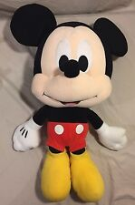 "Disney Jumbo 24"" Big Head Mickey Mouse Plush Toy"