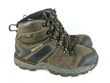 Red Wing Irish Setter Crosby 83602 Steel Toe Work Boots Waterproof Men's 8.5 D