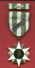 Vietnam Campaign medal with ribbon bar 60 device