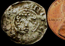 S312: Short Cross Medieval Hammered Penny : Henry III, hENRI.ON.CANT, Class 7c