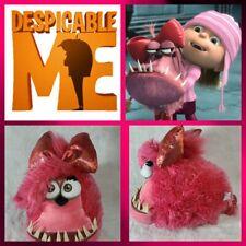 "Universal Studios Despicable Me Minion Mayhem Pink Kyle Dog 11"" Plush Toy"