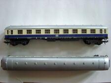 1 LIMA Personenwagen blau beige DB Spur H0 1:87 70er Jh.top Eisenbahn Modellbahn