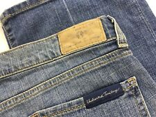 Uncharted Territory Women's Size 29 ( 10 US ) Boot Cut Blue Denim Jeans