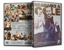 Official PWG Pro Wrestling Guerrilla - Head Like A Cole Event DVD