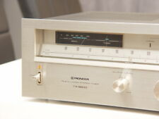 Pioneer TX-9800 Stereo Analog Tuner / SPEC / perfect condition