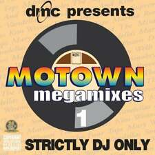 DMC Motown Megamixes Continuous Mixes Ft The Supremes and The Four Tops 65 Mins