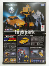 TAKARA TRANSFORMERS Masterpiece MP-21 BUMBLEBEE + SPIKE EXCEL SUITE G1 figure