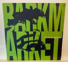 VINYL Barkmarket Peacekeeper 1984 Gruel Music VG+