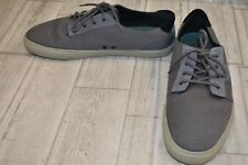 Reef Banyan 2 Casual Lace Up Shoe - Men's Size 13 Gray