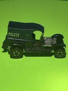 1969 Hot Wheels Redline Paddy Wagon Very Nice Loose Condition