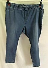 AUTOGRAPH LIGHT DENIM REG JEGGINGS-SIZE 26-NEW & COMFORTABLE NEW STOCK