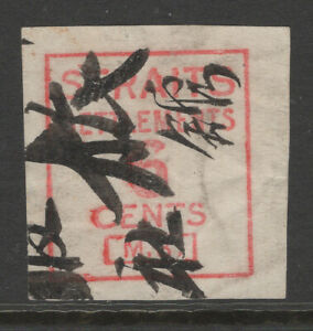Malaysia Strait settlement Japanese occupation stamp