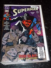 SUPERMAN Comic - 2nd Series - No 56 - Date 06/1991 - DC Comics