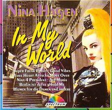 Nina Hagen-CD-In My World