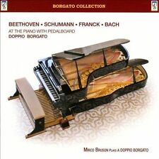 Beethoven & Schumann & Franck & Bach at Piano, New Music