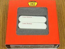 NEW LACE Sensor Dually Red Humbucker PICKUP Series Split & Parallel Tones White