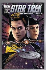 STAR TREK #26 - ERFAN FAJAR REGULAR COVER - 2013