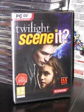 TWILIGHT SCENE IT? GIOCO PC DVD NUOVO IMBALLATO ITA
