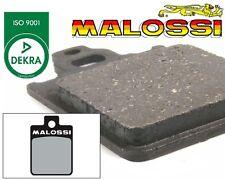 2 Plaquettes de frein MALOSSI Avant Piaggio MP3 400 500 Zip Vespa ET2 ET4 125