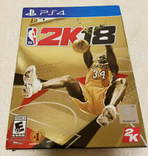 Nba 2K18 Legend Gold Edition - PS4 NEW (Sony PlayStation 4)