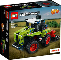 42102 LEGO Technic Mini CLAAS XERION 130 Pieces Age 7 Years+
