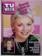 TV Week 1984,Olivia Newton John,Rowena Wallace,Sons & Daughters,John Mcternan NM