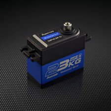 POWER HD WP-23KG Coreless Motor 319.4 oz  / .12 Titanium Gear Digital Servo