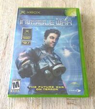 Deus Ex: Invisible War (Microsoft Xbox, 2003) - Excellent!