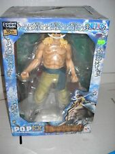 One Piece Portrait of Pirates Edward Newgate young Whitebeard Megahouse Pop MIB